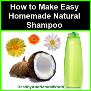 How to make nourishing coconut milk shampoo - How to make shampoo at home naturally easy recipes ...