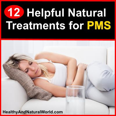 12 Helpful Natural Treatments for PMS