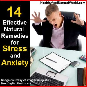 Effective natural remedies for stress and anxiety