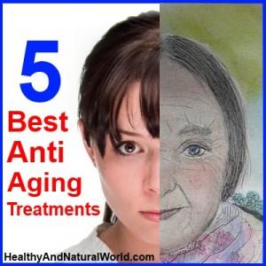 5 best anti aging treatments