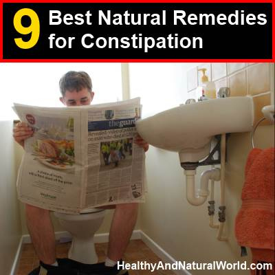 How To Naturally Get Rid Of Constipation