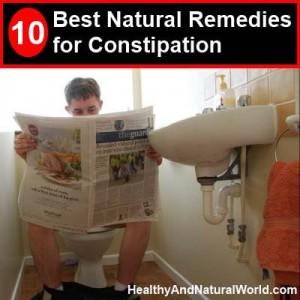 The 10 Best Natural Remedies for Constipation
