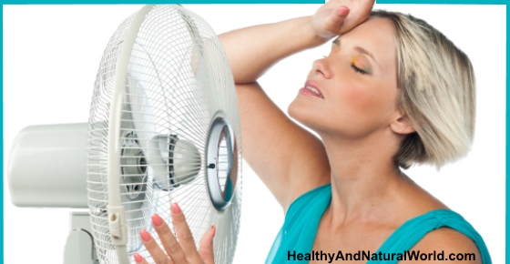 8 Effective Natural Remedies for Hot Flashes