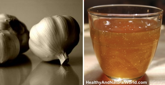 How to Make Garlic Syrup for Chest Infections