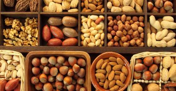 The Amazing Health Benefits of Nuts and Seeds