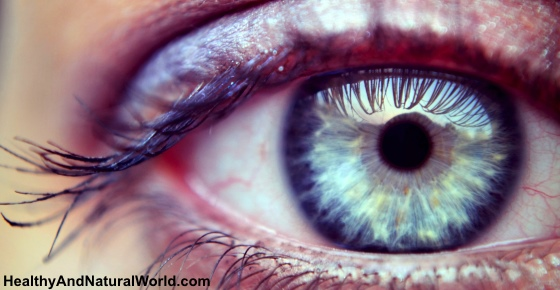 Top 9 Foods and Herbs to Improve and Protect Your Eyesight