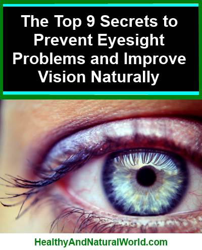 improve vision naturally