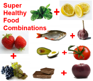 super healthy food combinations