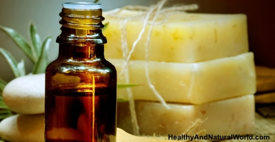 How to Easily Make a Natural Homemade Antiseptic Soap