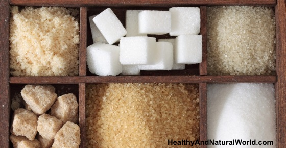 5 Best Natural Sugar Substitutes - Healthy and Natural World 2017-04-21 11:01