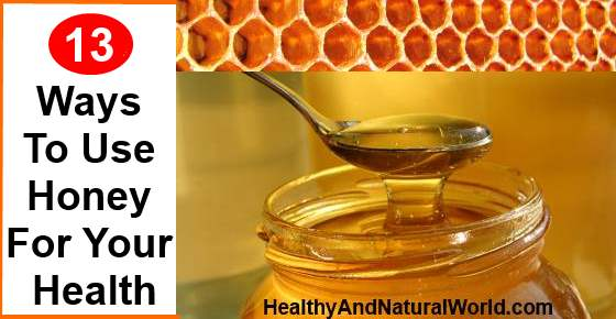 how to use honey for health