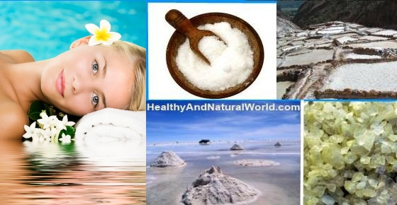 How To Use Sea Salt For Gorgeous Skin