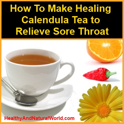 relieve sore throat