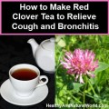relieve cough and bronchitis