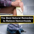 How to Relieve Hemorrhoids