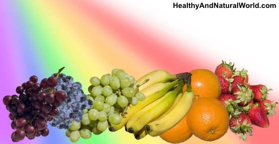 5 Reasons Why You Should Eat Multiple Colored Fruits & Vegetables