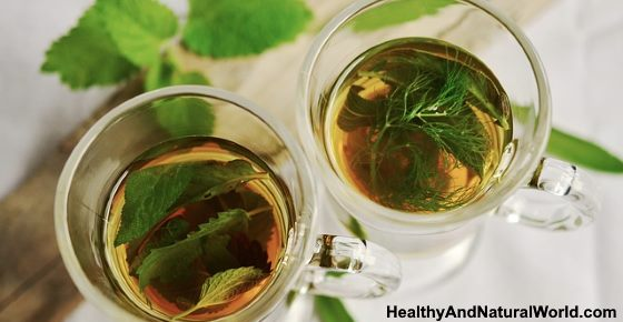 6 Tea Types for Great Health