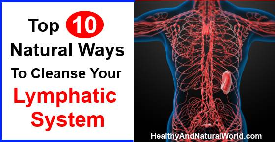 10 Ways to Improve Your Lymphatic System Function