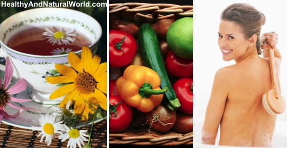 Top 10 Natural Ways To Cleanse Your Lymphatic System