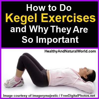 How to Do Kegel Exercises