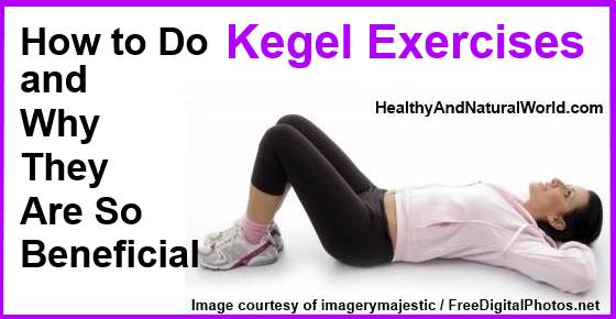 How to Do Kegel Exercises and Why They are So Benefical