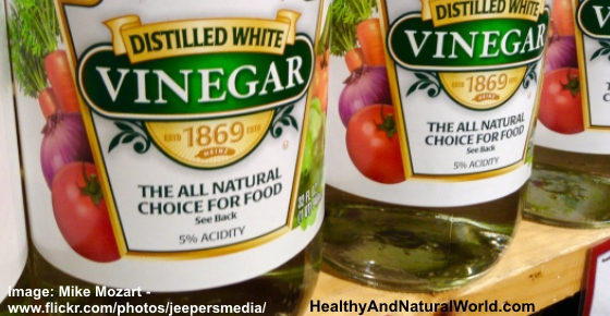 10 Surprising Household Uses for Vinegar