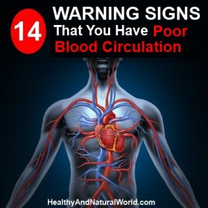 14 Warning Signs That You Have Poor Blood Circulation