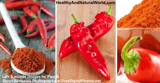 How to Use Cayenne Pepper to Destroy Cancer Cells, Stop Heart Attacks, Strokes ans Much More
