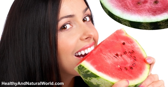13 healthy reasons to eat watermelon healthy and natural for What parts of a watermelon can you eat