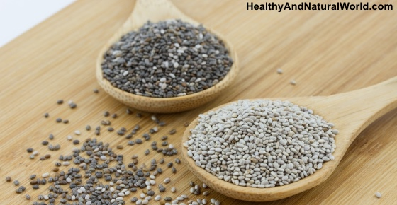 10 Amazing Reasons You Should Eat Chia Seeds