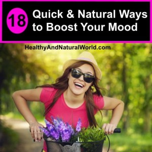 18 Quick and Natural Ways to Boost Your Mood
