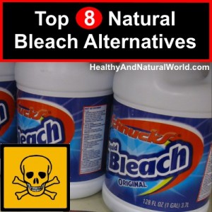 Top 8 Natural Bleach Alternatives