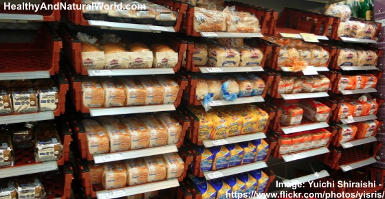 8 Scary Ingredients You Didn't Know Were In Your Bread