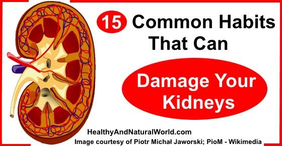 Can viagra damage kidneys