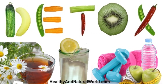 10 Simple Ways to Detox Every Day