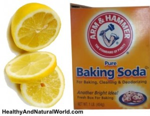 Lemon and Baking Soda - Powerful Healing Combination for Cancer