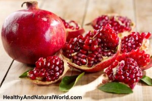 Pomegranate Can Halt Alzheimer's, Parkinson's and Rheumatoid Arthritis