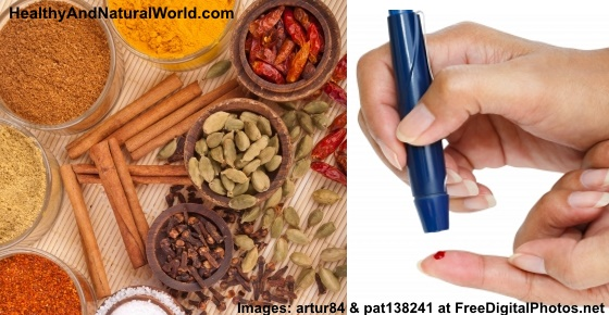 Top 8 Spices and Herbs for Type 2 Diabetes