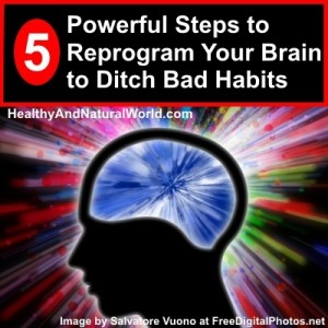 5 Powerful Steps to Reprogram Your Brain to Ditch Bad Habits