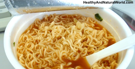 Scientists Reveal the Dark Side of Instant Noodles