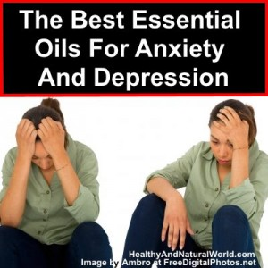 The Best Essential Oils For Anxiety And Depression