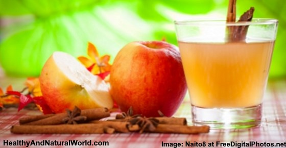 How to Make Apple Cider Vinegar Detox Drinks