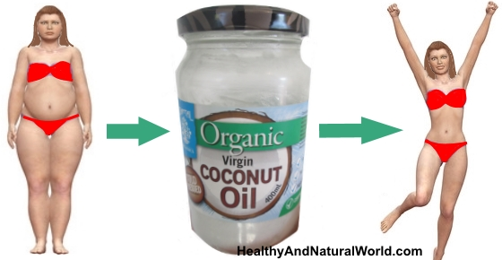 What 1 Tablespoon of Coconut Oil Can Do To Your Fat Is Unbelievable!