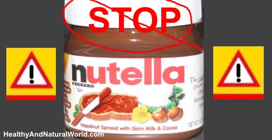 Image result for nutella and cancer