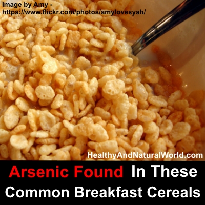 Arsenic Found In These Common Breakfast Cereals