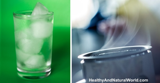 Which Is Better: Drinking Cold Or Warm Water?