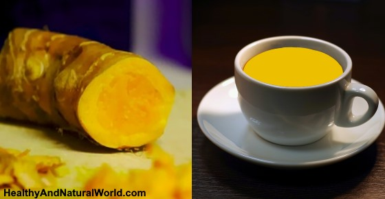 Turmeric Golden Milk - The Ancient Drink That Will Change Your Life