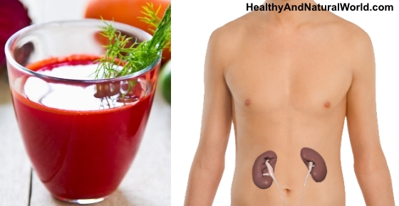 Feeling Tired Lately? Try These Kidney Detox Juices