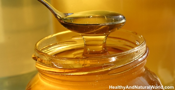 Golden Honey Mixture - The Strongest Natural Antibiotic