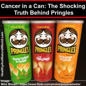 Cancer in a Can: The Shocking Truth Behind Pringles